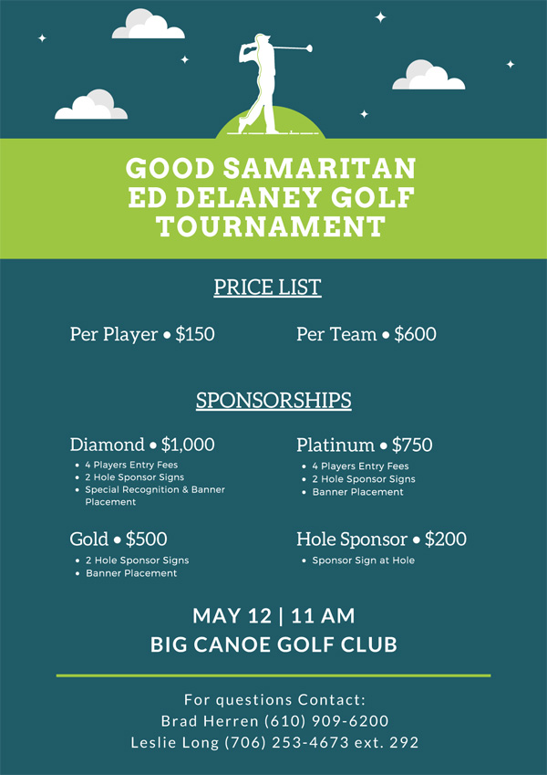 Good Samaritan Golf Tournament