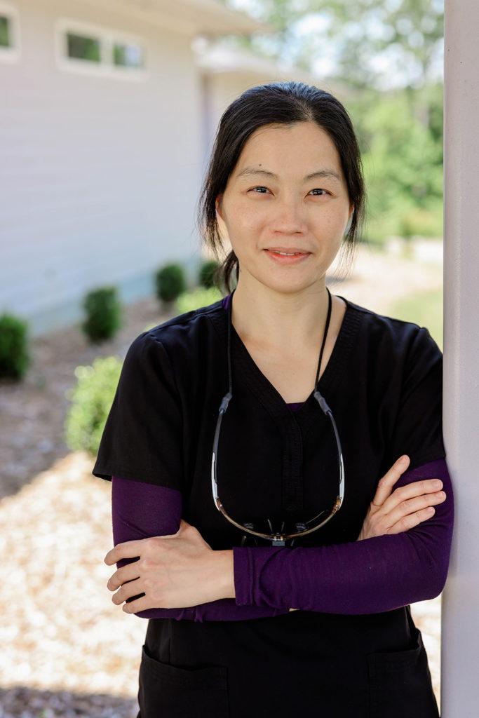 Chiung Hsu, DMD, Dental Director